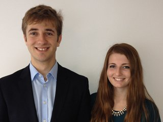 A day in the life of PPL's newest interns – Nicole and Dominic