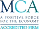 MCA Accredited Firm