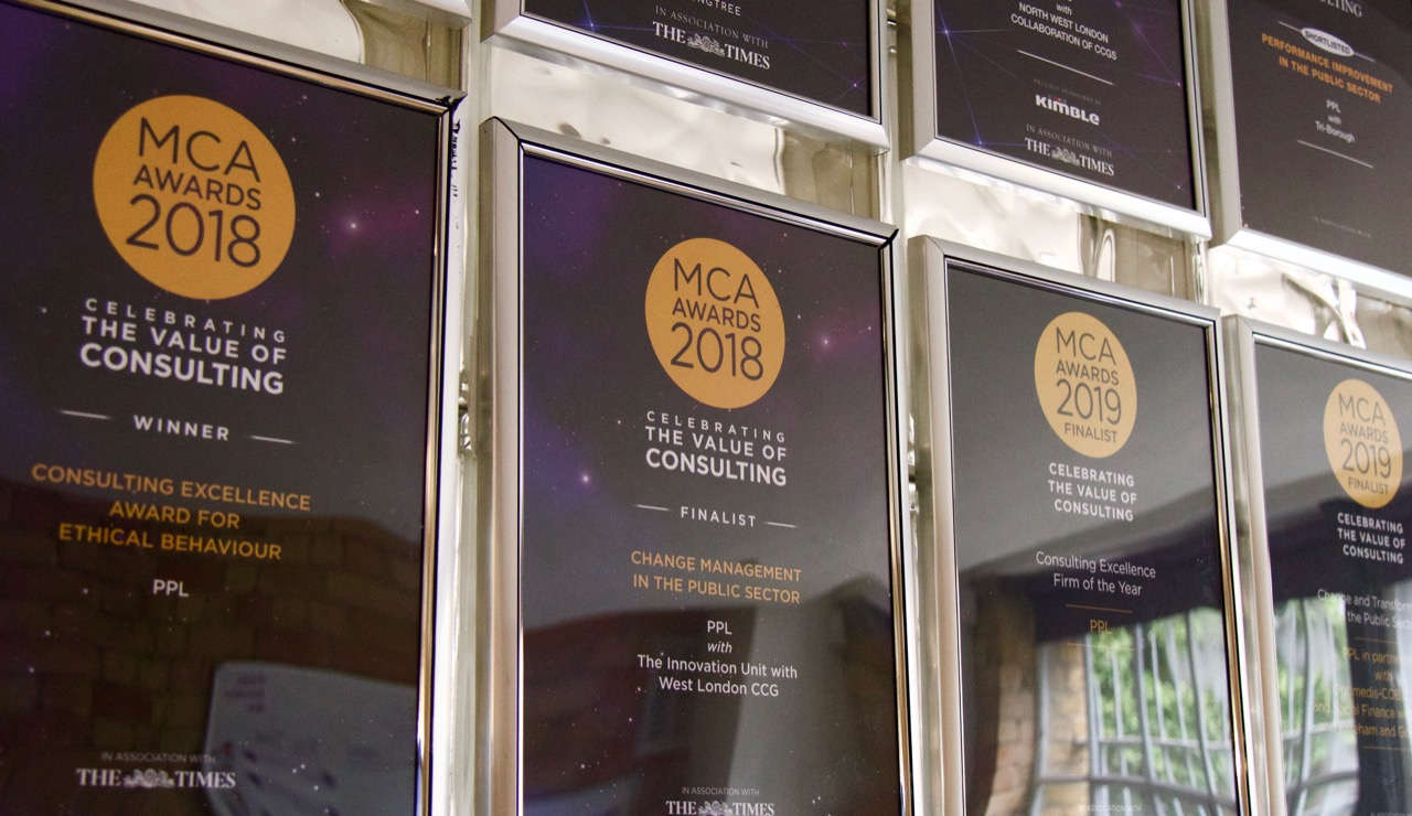 MCA awards